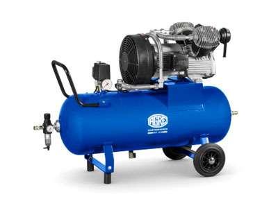 AGRE Kompressor BOSS 7002 D – 90 L Kessel – 400V – 410l/ min - 8115435485