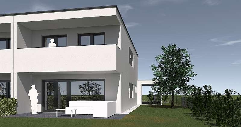 Doppelhaushälfte Top 08 In Pasching Top Architektur Hervorragende