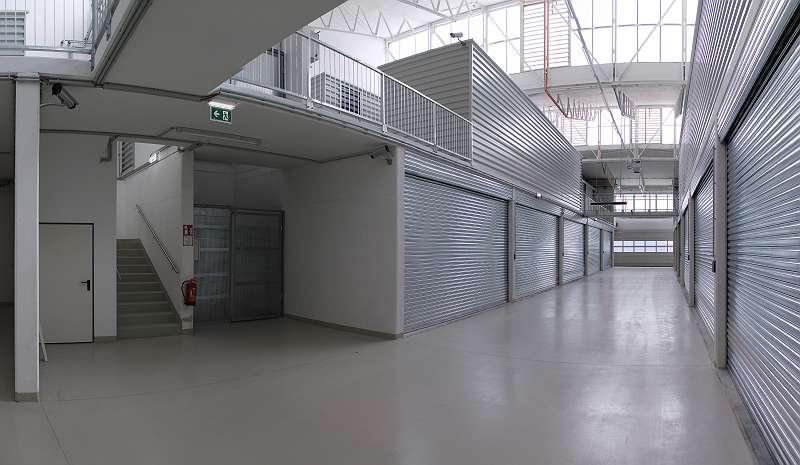 LAGERRAUM 19m2 - Indoor, beheizt, beleuchtet