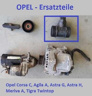 Opel Ersatzteil : Luftmassenmesser