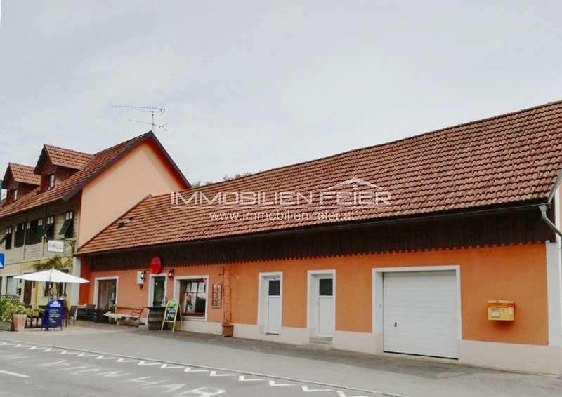 Gastro Lokal im Ortskern von Weinburg!