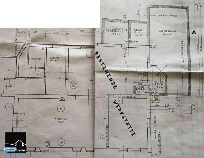 Grundrissplan_EG_alter Teil von 1907 und Zubau von 1990ern_1.jpg