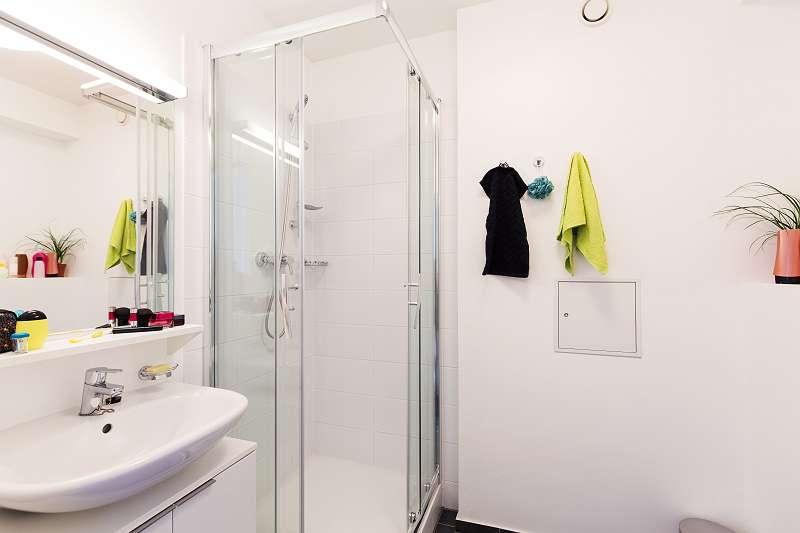 Badezimmer im 2er/3er Apartment