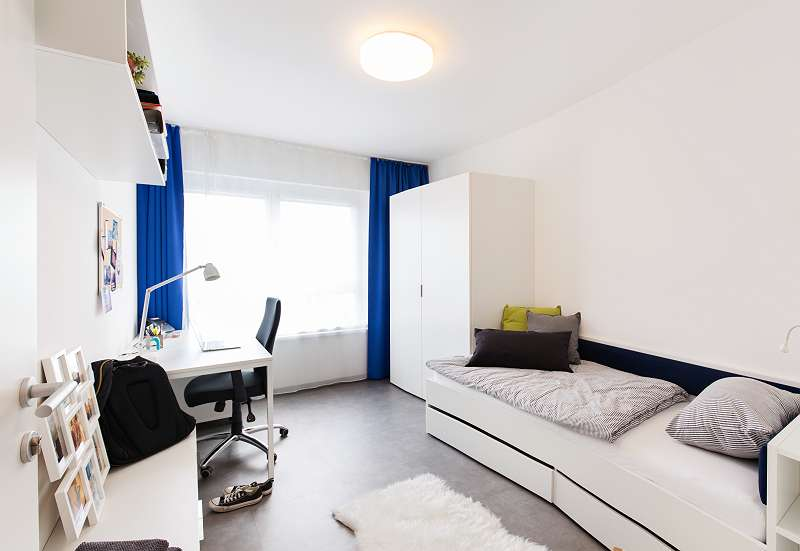 Einzelzimmer im 2er/3er Apartment