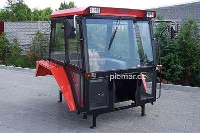 Kabine Traktorkabine Traktor Traktorkabine MTS 82 Kabinen NEU Universal Schlepper Verdeck