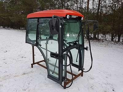 Kabine Kubota L5040 Traktorkabine Traktor Schlepper Kabinen NEU Universal Verdeck