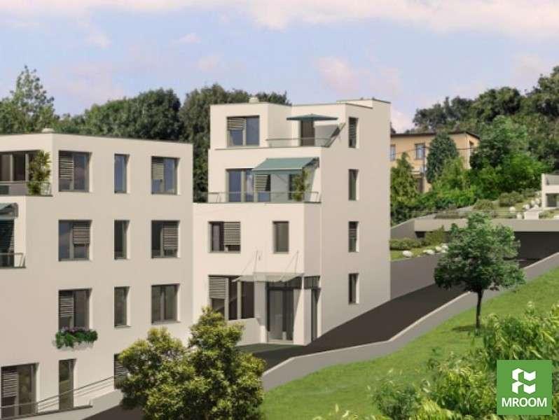 Bild 1 von 6 - Süd-Ostansicht Haus 2 Mroom Immobilien