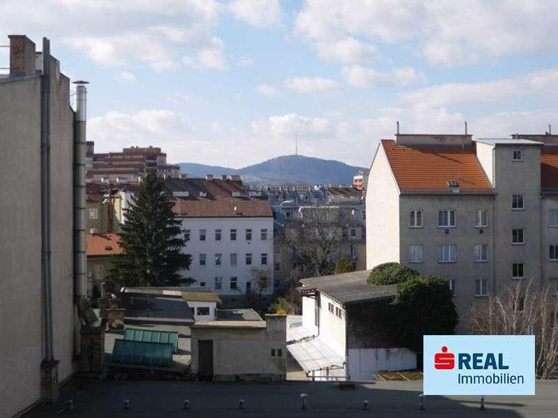 Ausblick von Wohnzimmer - Kahlenberg