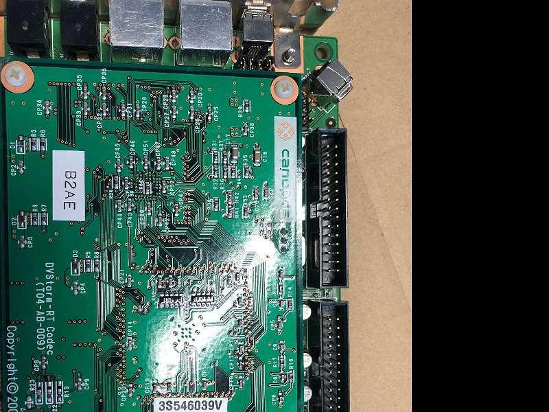 Canopus DV Storm To4-AB-009 & Storm Encoder U03-AB-101 mk1 zz 012 tng