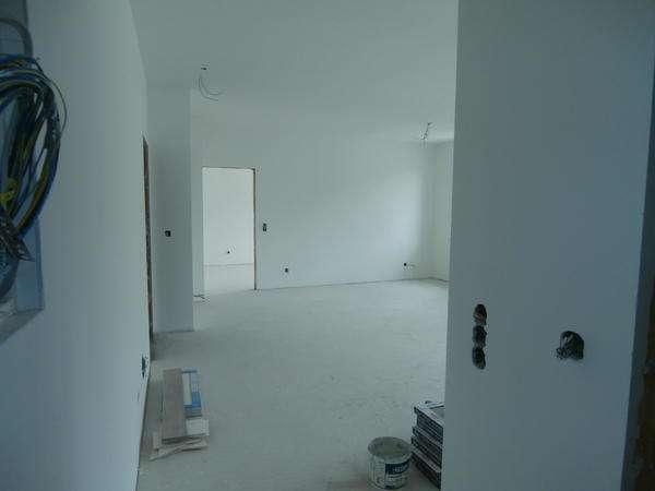 Wohnraum in Fertigstellung