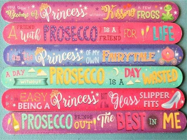 A6 Notizbuch – A PARTY WITHOUT PROSECCO IS JUST A MEETING Block Notiz Heft Buch Büchlein Memo Tagebuch Ideen Brainstorming Einkaufsliste To Do Gedanken Pink Prinzessin Girl Sekt