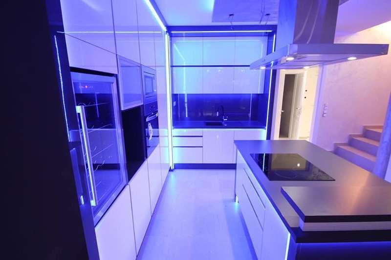 Designer Luxus Einbauküche Küchen nach mass
