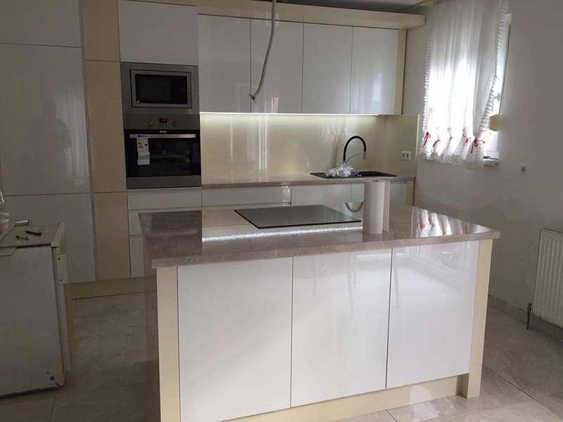 Designer Luxus Einbauküche Küchen nach mass, € 3.499,- (1160 Wien ...