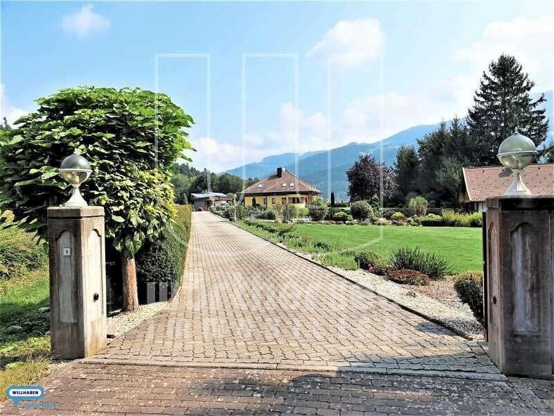 Bild 1 von 7 - der Blick auf das Anwesen