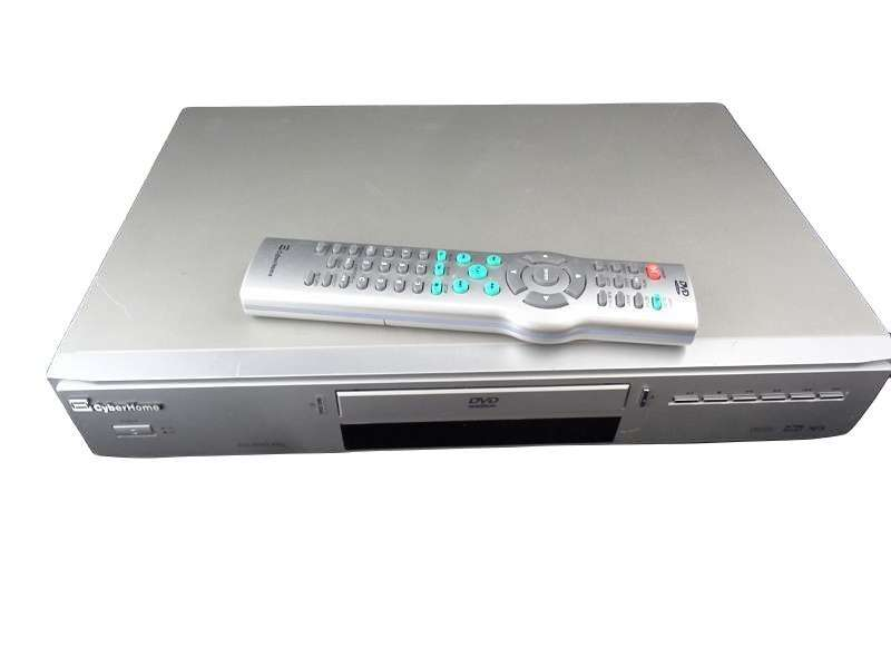 DVD Player Cyber Home