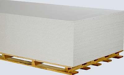 Knauf Gipskartonplatte GKB 12,5mm Bauplatte