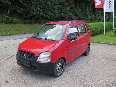 Teilespender Opel Agila