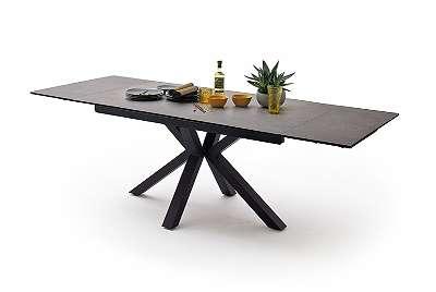 NAGANO Esstisch Küchentisch Möbel Esszimmertisch ausziehbar Tisch Esszimmer MCA*