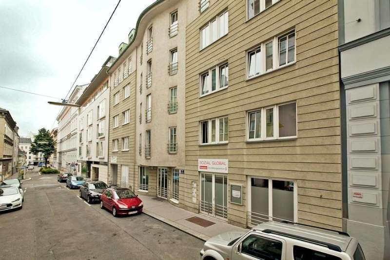 Zentral gelegener Garagenstellplatz nahe Mariahilfer Straße zu vermieten! Provisionsfrei