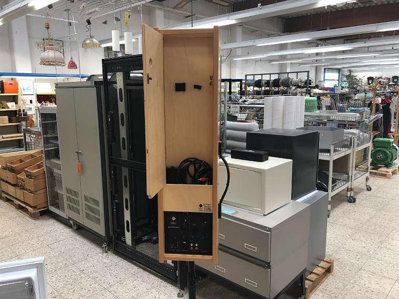 "Twin-Box, Activebox ""ITEC"" Modell AB-GG/2"