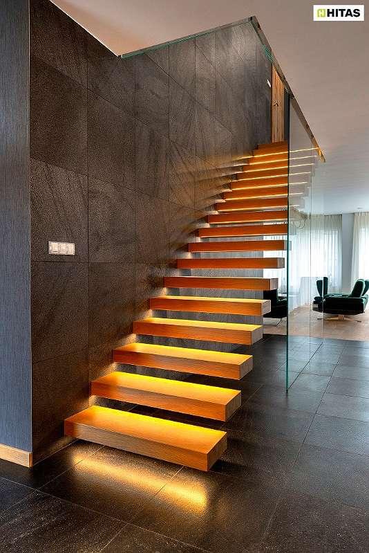 Stiegen modern
