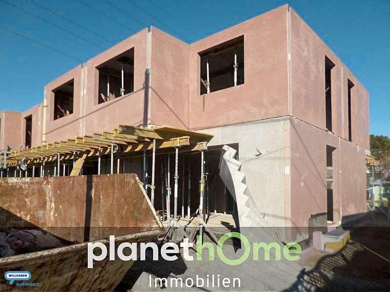 Baufortschritt Obergeschoss 02