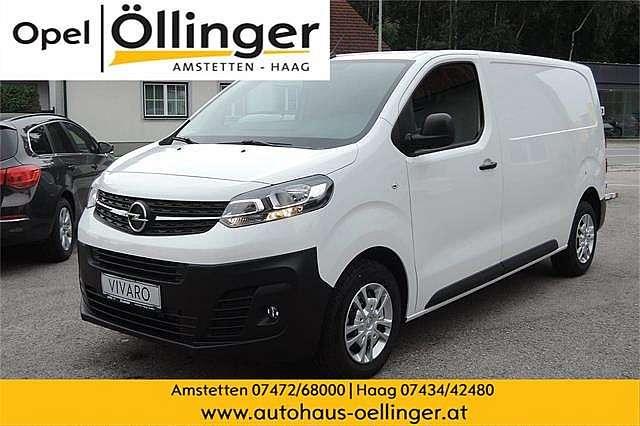 Opel Vivaro 2,0 CDTI Edition M+