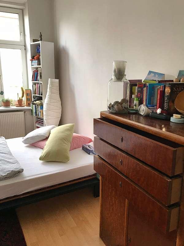 Privatzimmer mit Wohnungsbenutzung