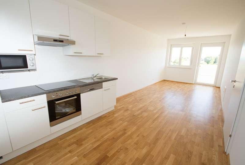 Neubau-Mietwohnung mit ca. 74 m² in 8435 Leitring/ Leibnitz inkl. Küchenblock zu vermieten!