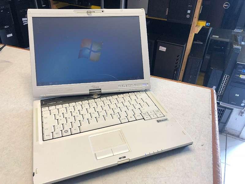 "13.3"" Tablet weiß Fujitsu Lifebook T1010, Core 2 Duo P8400, , 320GB Intel HDD mk2 zz"