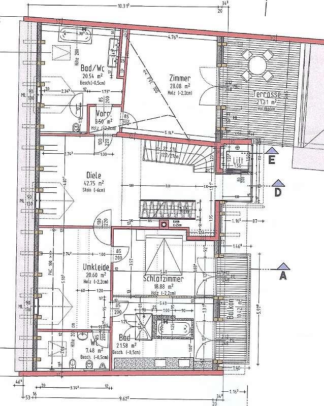 Arbeiten und Wohnen unter einem Dach