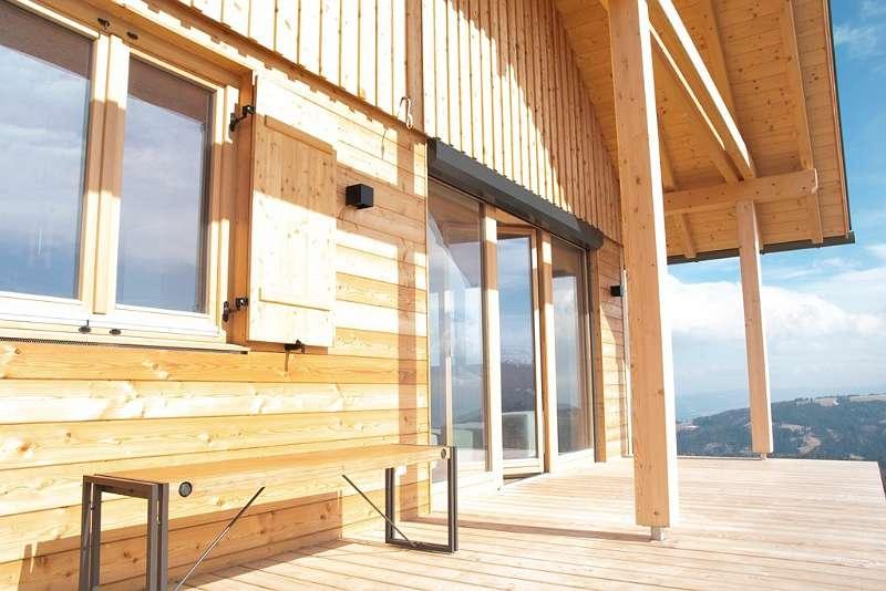 Almhaus/ Almchalet/ Designhaus am Klippitztörl vollmöbliert nahe zum Lift