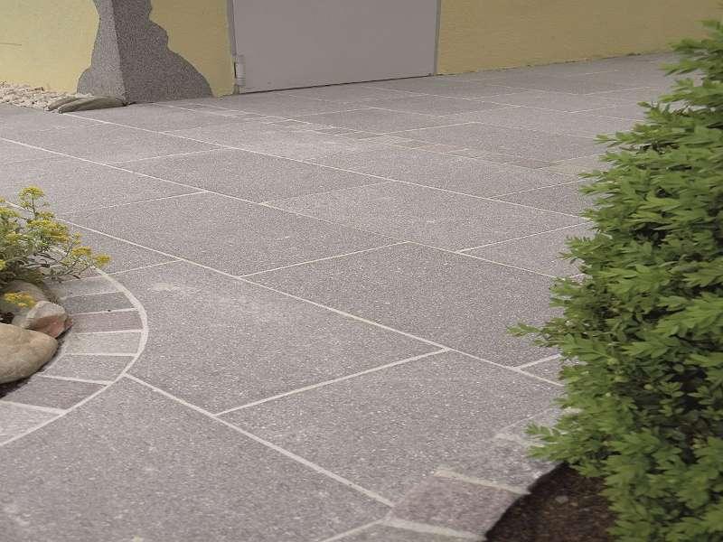 Porphyr Dunkelgrau 30-60/35/2cm oder 3cm Preis 78,00 Euro oder 96,20 Euro