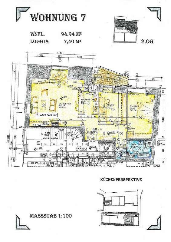 Bild 1 von 7 - Grundriss