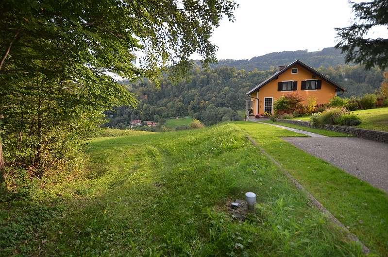 Grundstück mit ca. 6.000 m2 in der Weststeiermark in Westhanglage!