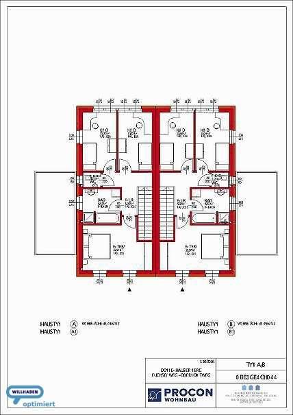 KURZFRISTIG BEZIEHBAR: 98 M² DOPPELHAUS IM WOHNPARK PERG-DACHSWEG - love where you live