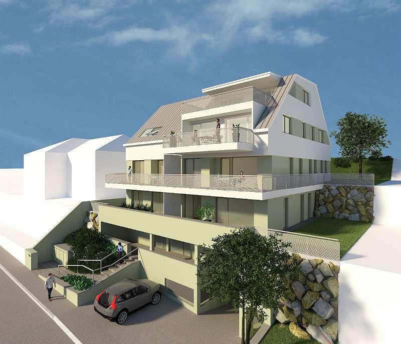 Neubauprojekt - Grünoase FROSCHBERG 93 m² Wfl.+20 m² Terrasse+ Garten+ TG
