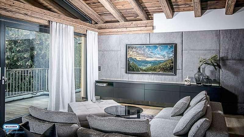 KITZIMMO-Luxuswohnungen in Kirchberg.