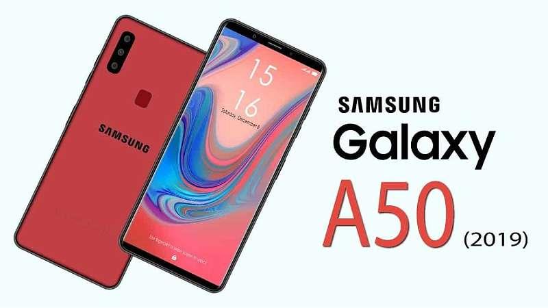 """Samsung Galaxy A50 128GB/4GB Ram ¤229 -""""NAGELNEU"""", alle Farben, org. versiegelt FREI WERKSOFFEN mit voller Hersteller-garantie (2 Jahr)!"""