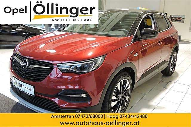Opel Grandland X 1,5 CDTI BlueInj. Ultimate Aut. Sta...