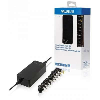 Valueline Universal-Notebook-Netzteil, 90W