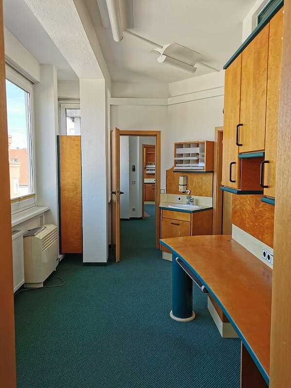 Büro-Ordinationsräumlichkeiten