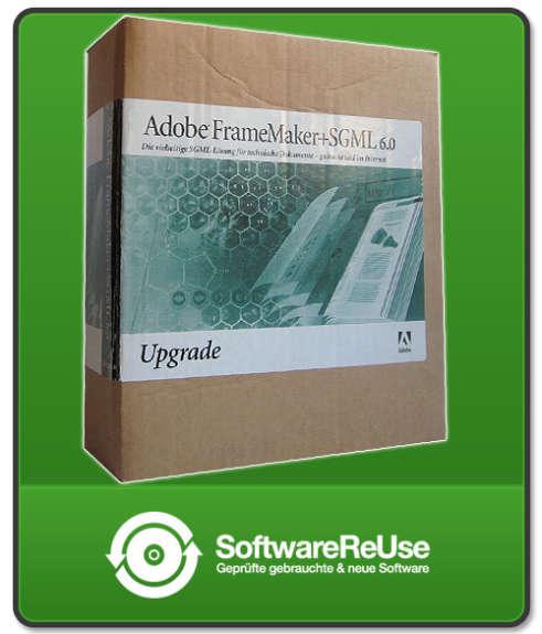 Adobe FrameMaker 6 Mac Upgrade