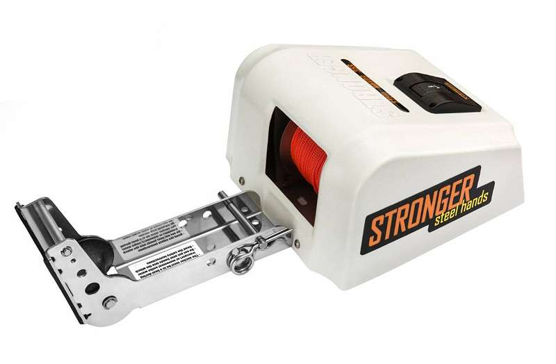 ANKERWINDE STRONGER-STEEL HANDS 35 S und 35 SI