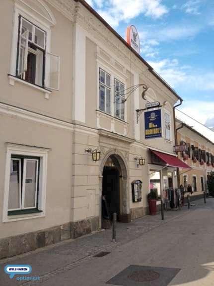 Völkermarkt - Unterer Hauptplatz - Bürgerlustgasse - helle freundliche Wohnung