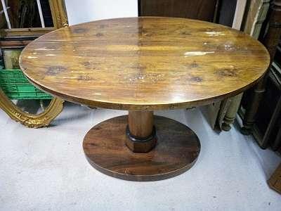 Biedermeier Tisch, ovaler Tisch, Esstisch, oval, Kaffeetisch, ahrer weyer