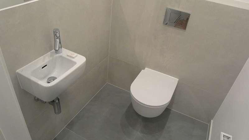 WC getrennt