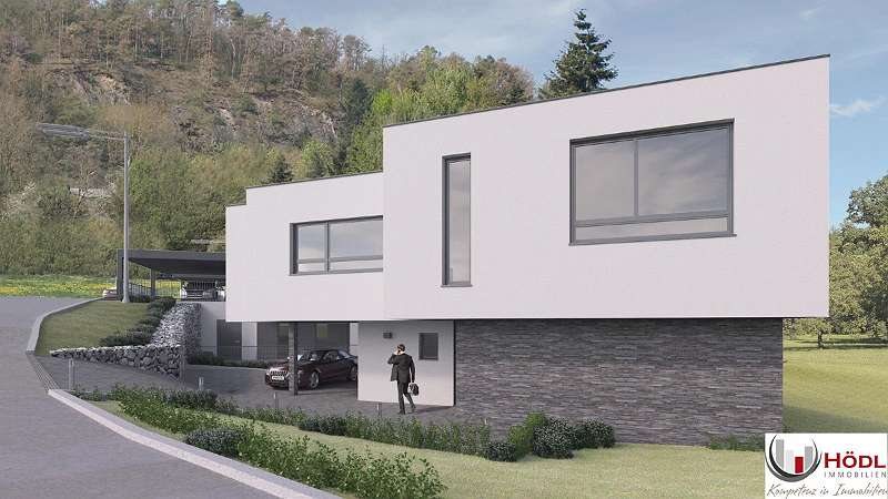 Modernes großzügiges Einfamilienhaus in entspannter Ruhelage - Erstbezug (7016)