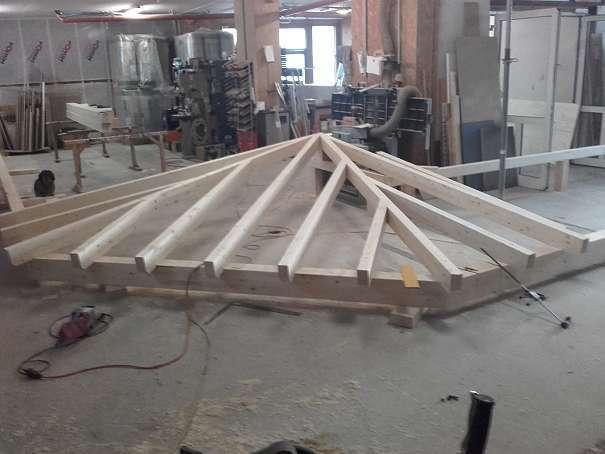 Terrassenüberdachung/ Carport/ Bausatz
