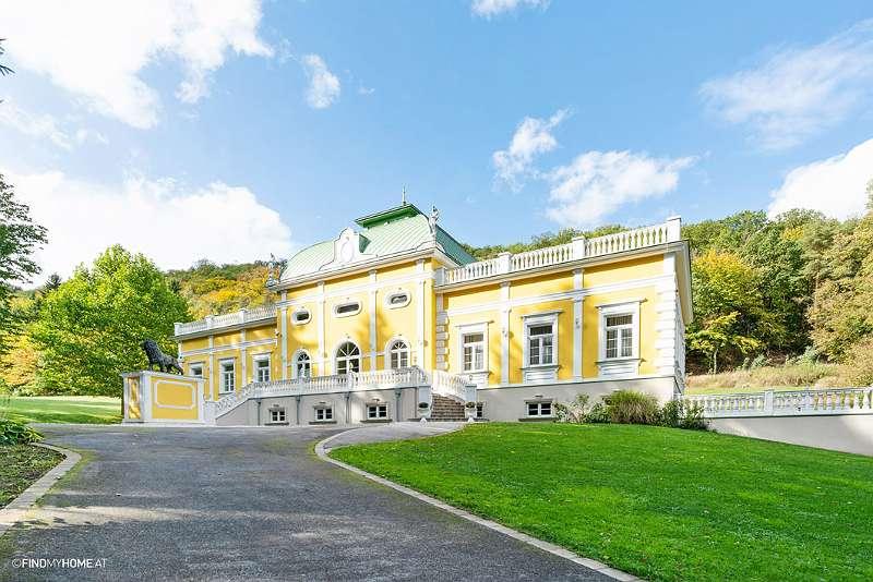 Bild 1 von 20 - Prunkvolles Anwesen